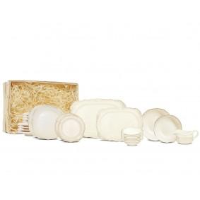 Pl Zestaw Obiadowy 6/23 Roman ceramika