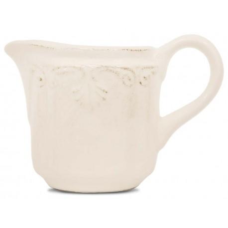 Mlecznik Roman 0,2l. Ceramika Chodzież 'Zacierka Brąz'