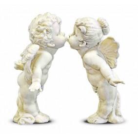 Figurki Aniołki tworzywo sztuczne