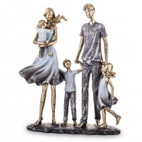 Figurka Rodzina tworzywo sztuczne