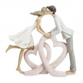 Figurka Para tworzywo sztuczne