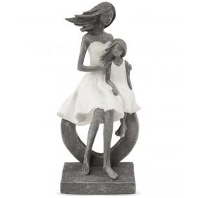 Figurka Matka Z Córką tworzywo sztuczne