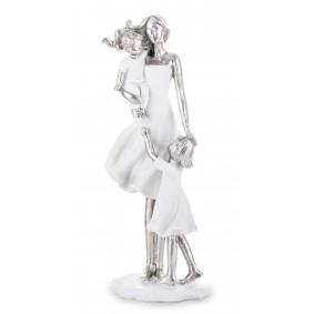 Figurka Matka I Dzieci tworzywo sztuczne