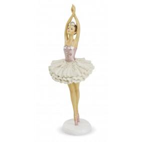 Figurka Baletnica tworzywo sztuczne