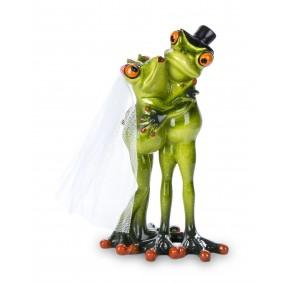 Figurka Żabki tworzywo sztuczne