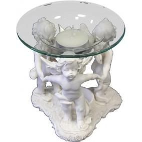 Podstawka Pod T-Light Aniołek-Prom. tworzywo sztuczne szkło