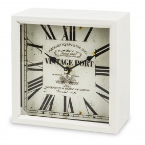 Zegar Stojący (Vintage Port) 20x20cm