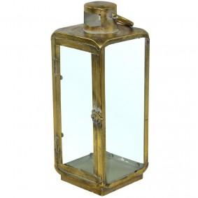 Lampion Metalowy metal