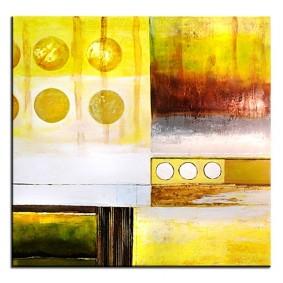 Obraz olejny w ramie abstrakcja G00218