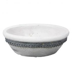 Doniczka ceramiczna Dalia Ornamento 11,5 cm