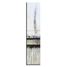 Obraz olejny w ramie abstrakcja G06234