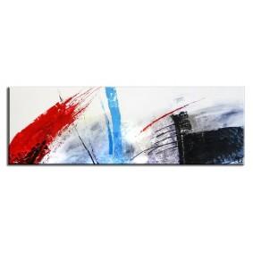 Obraz olejny w ramie abstrakcja G06233