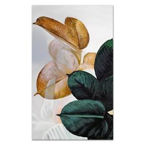 Obraz olejny Roślina G100119