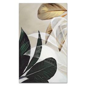 Obraz olejny Roślina G100118