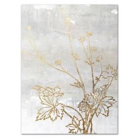 Obraz olejny Roślina G100073
