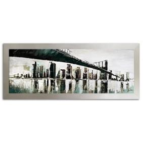Obraz olejny Miasta G17536 Obraz