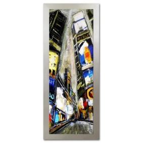 Obraz olejny Miasta G17527 Obraz