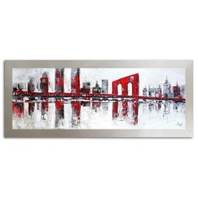 Obraz olejny Miasta G17525 Obraz