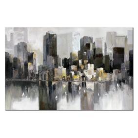 Obraz olejny Miasta G103715 Obraz