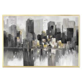 Obraz olejny Miasta G107370 Obraz