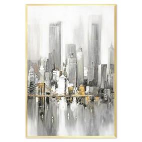 Obraz olejny Miasta G107369 Obraz