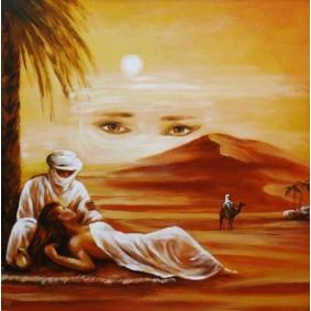 Obraz ręcznie malowanyG02728