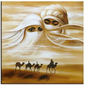 Obraz ręcznie malowanyG00845