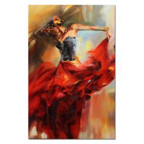 Obraz ręcznie malowany Obraz
