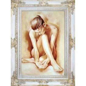 Obraz olejny AKT G16659 78x98cm