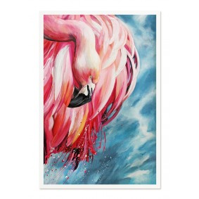 Obraz ręcznie malowany PTAKIObraz
