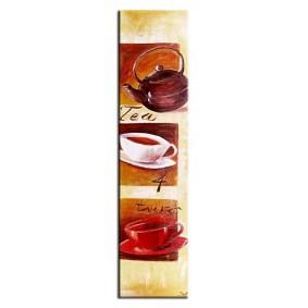Obraz olejny Kuchnia Obraz