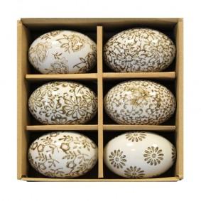 Jajka Ceramiczne 6szt.