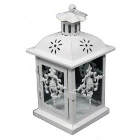 Lampion Metalowy Garden Ornamento (24cm)