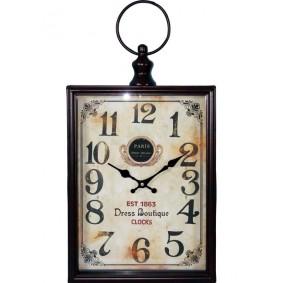 Zegar Ścienny SQUARE 57x30cm