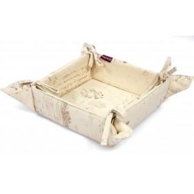 BON APPETIT - chlebak - koszyczek na pieczywo