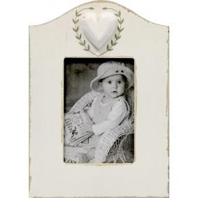 Drewniana ramka na zdjęcie Shabby Love  22.5x16 cm