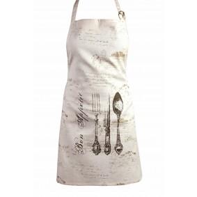 BON APPETIT- fartuch kuchenny Inspiracja Retro