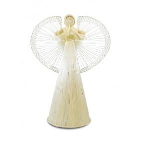 Anioł Z Włókna Abaka (mały)