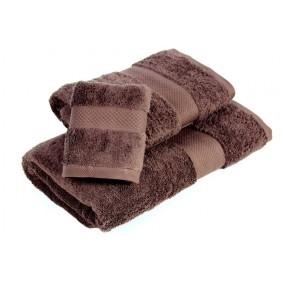 INSPIRACJA COMBED - ręcznik 50/100cm (700gsm) - KAWA