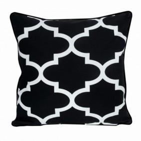 INSPIRACJA poszewka geometryczna maroko 45x45