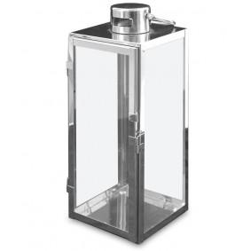 Nowoczesny lampion metalowy 50 cm
