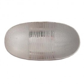 Patera ceramiczna srebrna