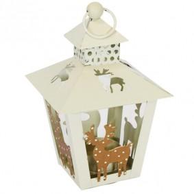 Lampion świąteczny (łoś)