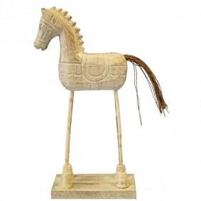 Figurka Drewniana Koń (duży)