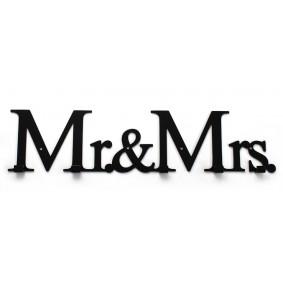 Wieszak Mr & Mrs