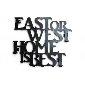 Wieszak na ścianę EAST OR WEST