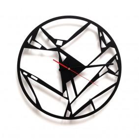 TIK TAK: zwracający uwagę zegar STONES 40cm