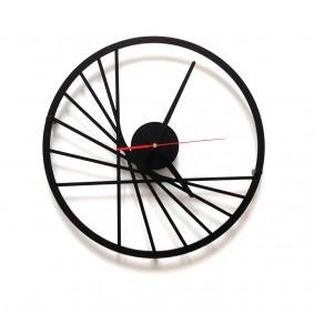 TIK TAK: Lekki i przyjemny zegar ścienny GEOMIC 40cm