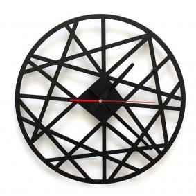 TIK TAK: Piękny i ciekawy zegar PABLE 40cm