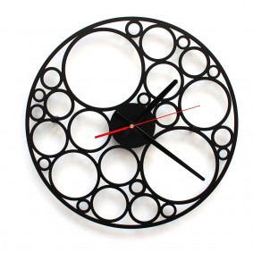 TIK TAK: Piękny zegar ścienny QULE 40cm